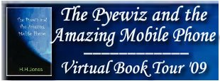 The Pyewiz and the Amazing Mobile Phone banner