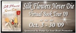 Silk Flowers Never Die banner